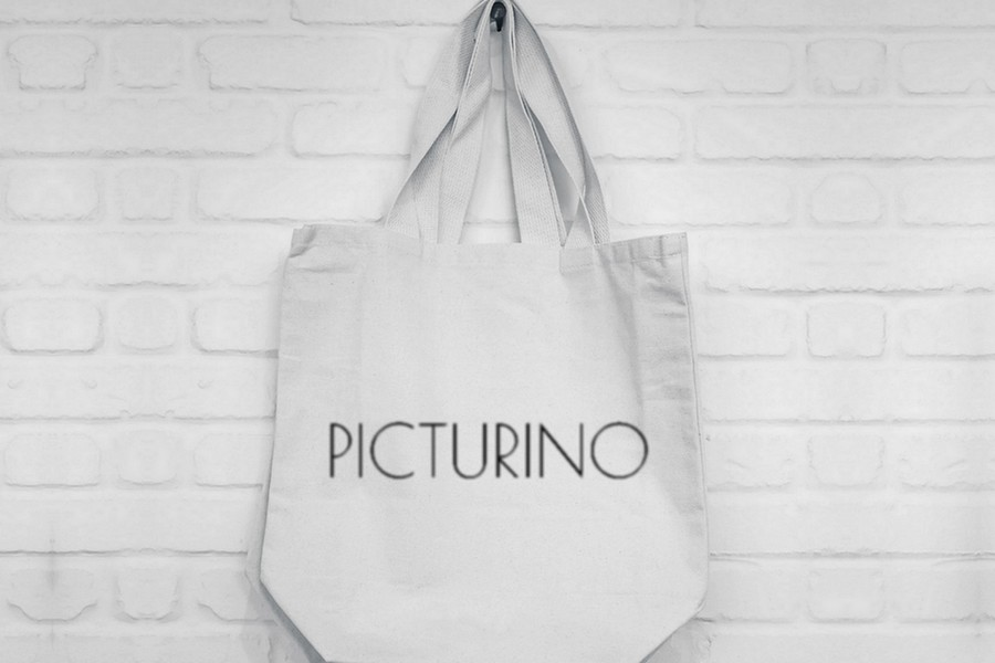 Picturino Mock Bag