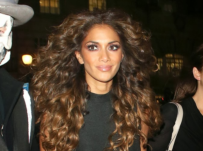 Nicole Scherzinger new mind-blowing