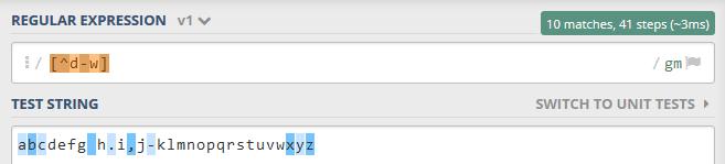 """hati-hati dalam menggunakan karakter """"^"""""""
