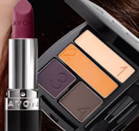 avon matte eyeshadow in catalog 5