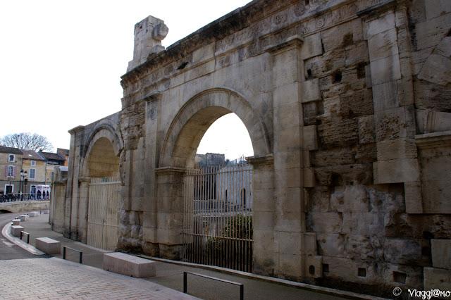 Esterno del Teatro Romano, patrimonio UNESCO
