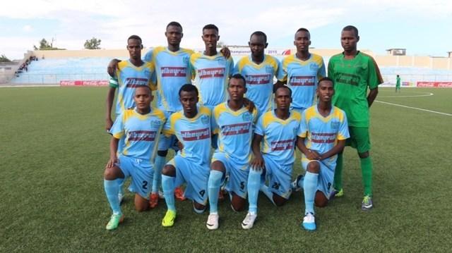 تحديد ملعب مباراة الزمالك فريق ديكادها بطل الدوري الصومالي لكرة القدم في دوري أبطال إفريقيا
