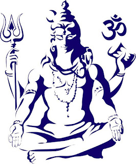 Shiv supreme lord of Hindu religious