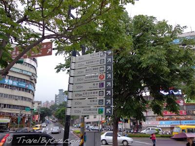 XinBeitou Signage