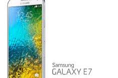 Spesifikasi dan Harga Samsung Galaxy E7