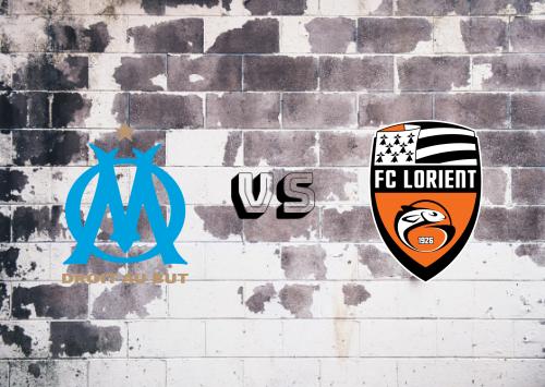 Olympique Marseille vs Lorient  Resumen