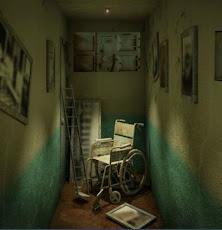 Escape Game Creepy Ward Room 1