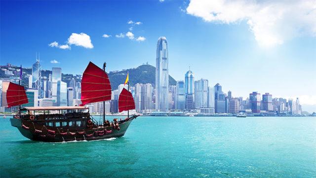 hong kong group tour