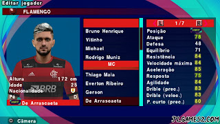 PES 2022 FOOTBALL PPSSPP