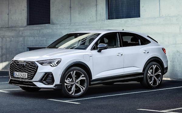 Novos Audi Q3 2021 e Q3 Sportback 2021  híbrida plug-in: fotos, preços e detalhes