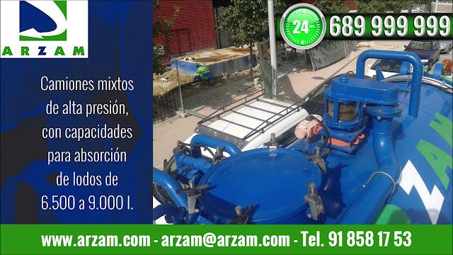 Desatrancos en Guadarrama