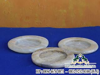 Asbak Batu Alam | Asbak Onyx dan Marmer Tulungagung