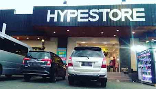 Lowongan Kerja SPG & SPB Hypestore Cihampelas Bandung