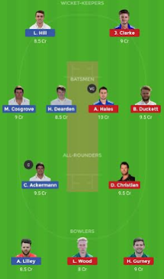 LEI vs NOT dream 11 team | NOT vs LEI