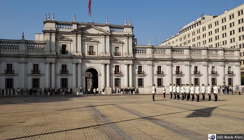 Palácio de la Moneda - Hotéis em Santiago