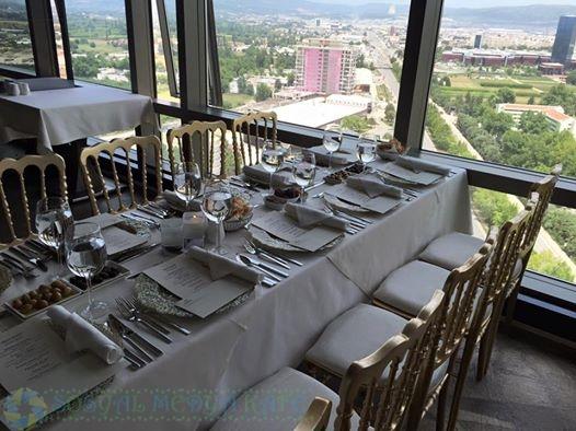 Hilton Bursa Skylight Ramazan İftar Menüleri Lezzetleri Organizasyonu