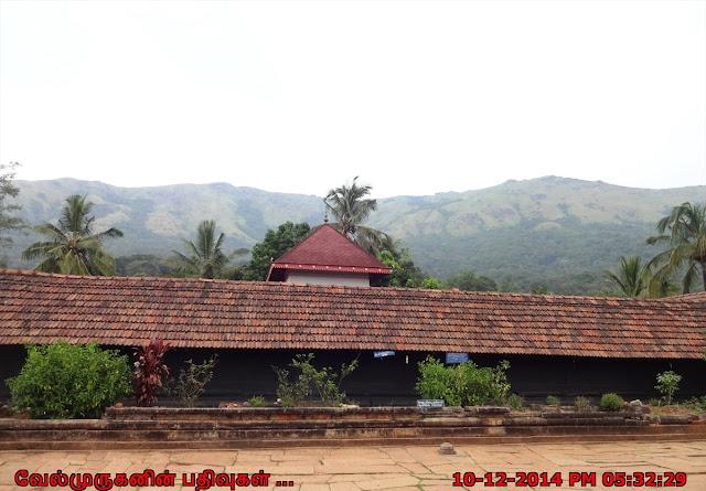 Tirunelli Vishnu Temple Near Wayanad
