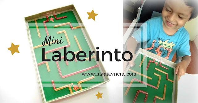 LABERINTO-MANUALIDADES-NIÑOS-PREESCOLAR