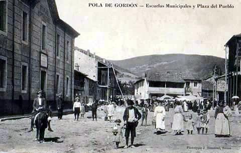La Pola de Gordón (León).