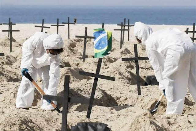 Quarta morte pelo novo coronavírus em Colombo