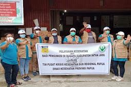 Pemerintah Provinsi Papua Gelar Pemulihan Kesehatan dan Sosial Bagi Pengungsi Intan Jaya