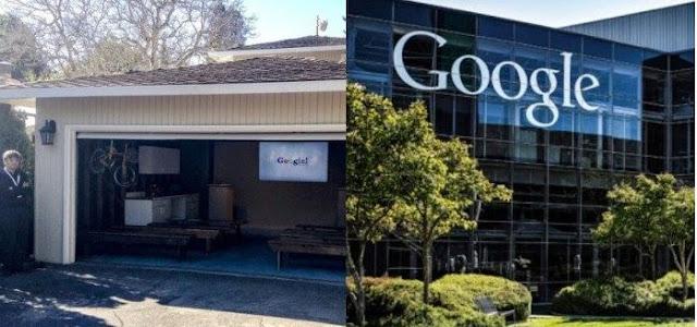 5 Fakta Sejarah tFakta Sejarah perusahaan teknologi Google, Iphone, Intel, Facebook, Amazonerbentuknya Perusahaan teknologi dunia dulu hingga sekarang