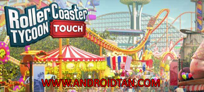 RollerCoaster Tycoon Touch Mod Apk + Data v2.8.0 Unlimited Money Terbaru 2019