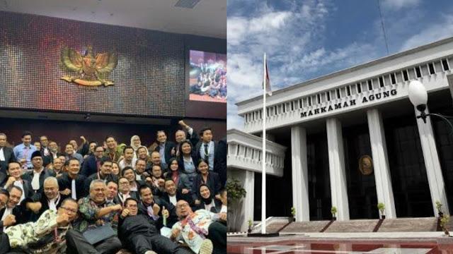 MK (+KPU dan Bawaslu) Vs MA (dan Rakyat yang Dizalimi)