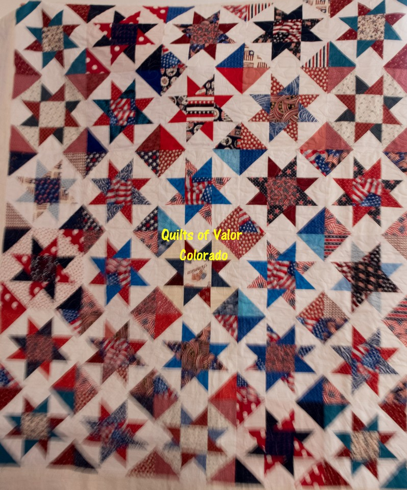 Alycia Quilts: Quilts of Valor Colorado 2017 : southern quilts - Adamdwight.com