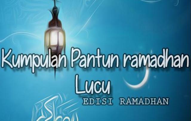 Pantun Ucapan Selamat Bulan Ramadhan
