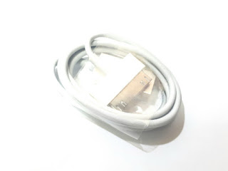Kabel Charger Data iPhone 3GS 4 4s 4c iPad 1 iPad 2 iPod 1 iPod 2 Murah