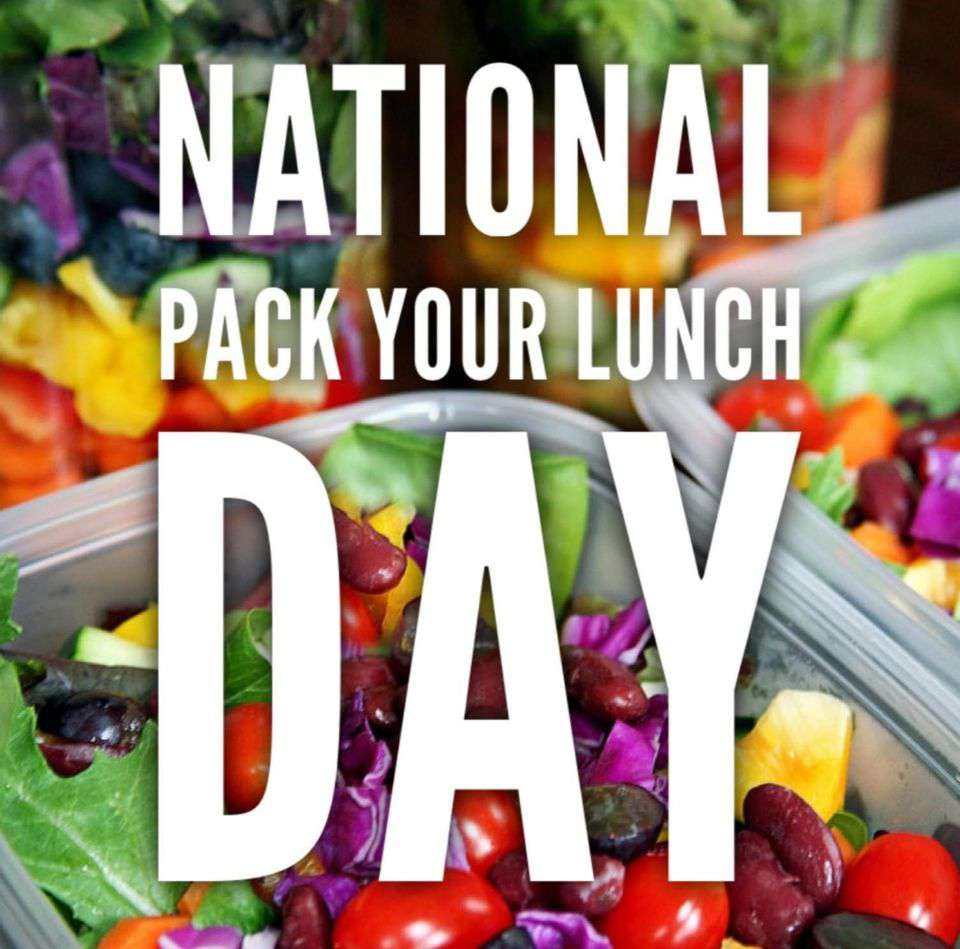 National Pack Your Lunch Day Wishes Lovely Pics