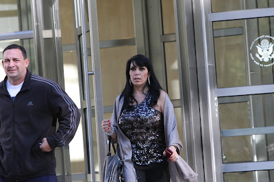 Hector Pagan and Renee Graziano
