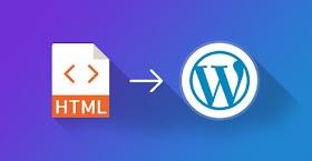 Mengonversi Situs HTML ke Situs WordPress