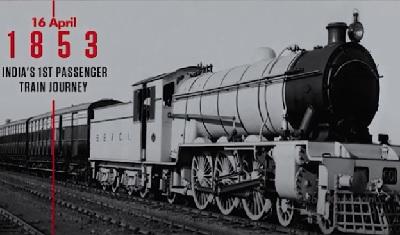ट्रेन का आविष्कार किसने किया था