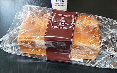 パコラ ホテル食パン 黒糖