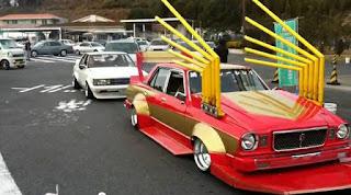 Bosozoku Style JDM Car 6