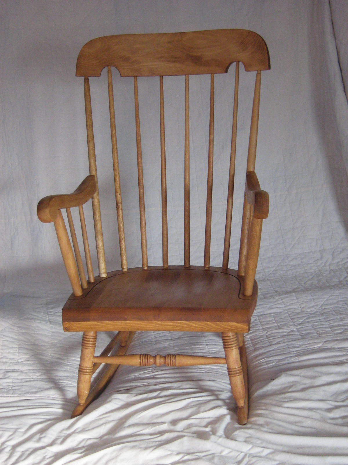 Canadian Woodworker Rocking Chair Repair