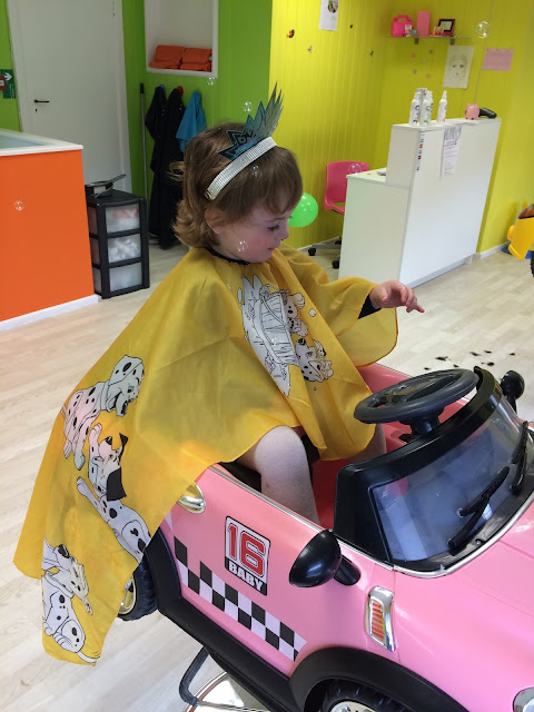 pikku child hairdressers