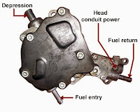Common faults with VAG vehicles with tandem fuel and vacuum pumps in the Carworkshopblog