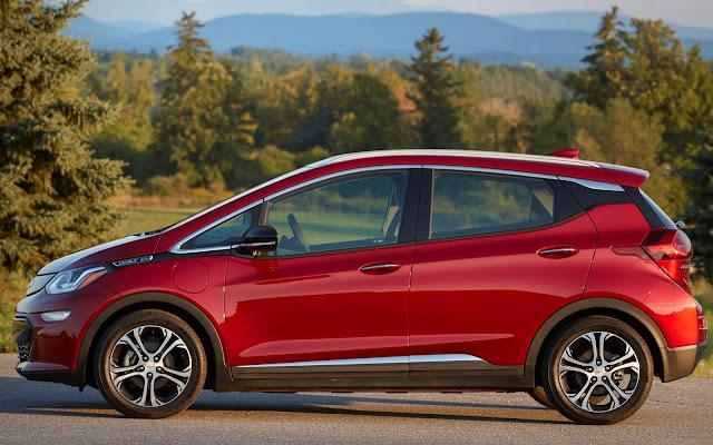 Chevrolet Bolt EV elétrico - Brasil - preço