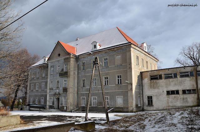Pałac w Sobieszowie