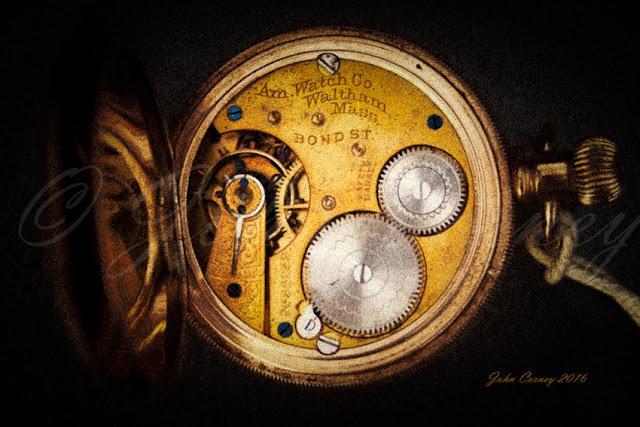 American Watch Company Pocket Watch