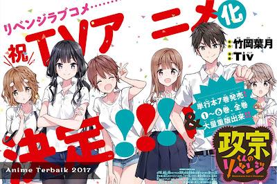 Anime Terbaik Tahun 2017 Yang Akan Segera Rilis