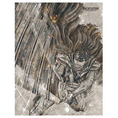 El último tomo de Berserk se publicará el 24 de diciembre.