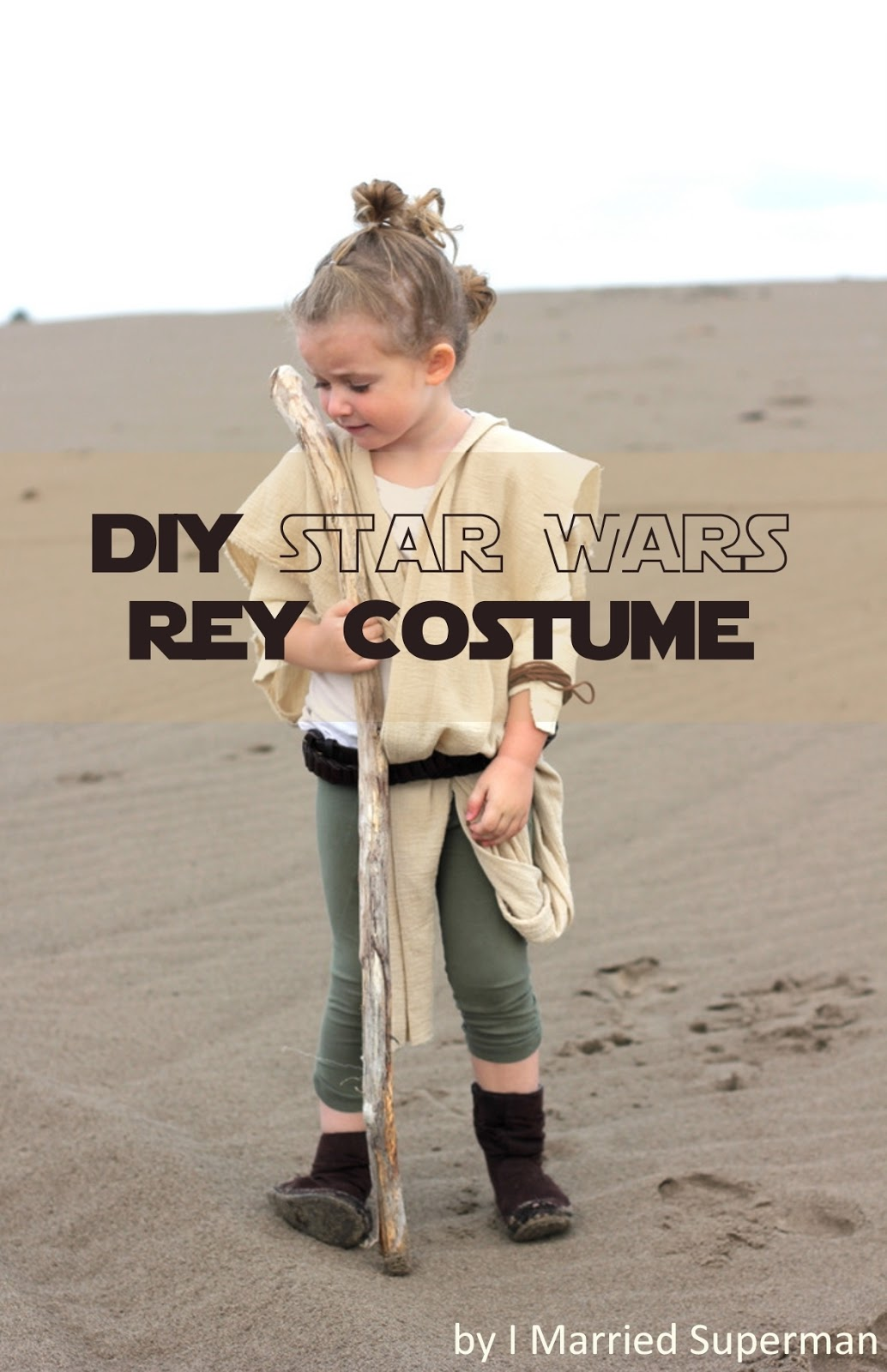 I married superman october 2016 diy rey star wars costume solutioingenieria