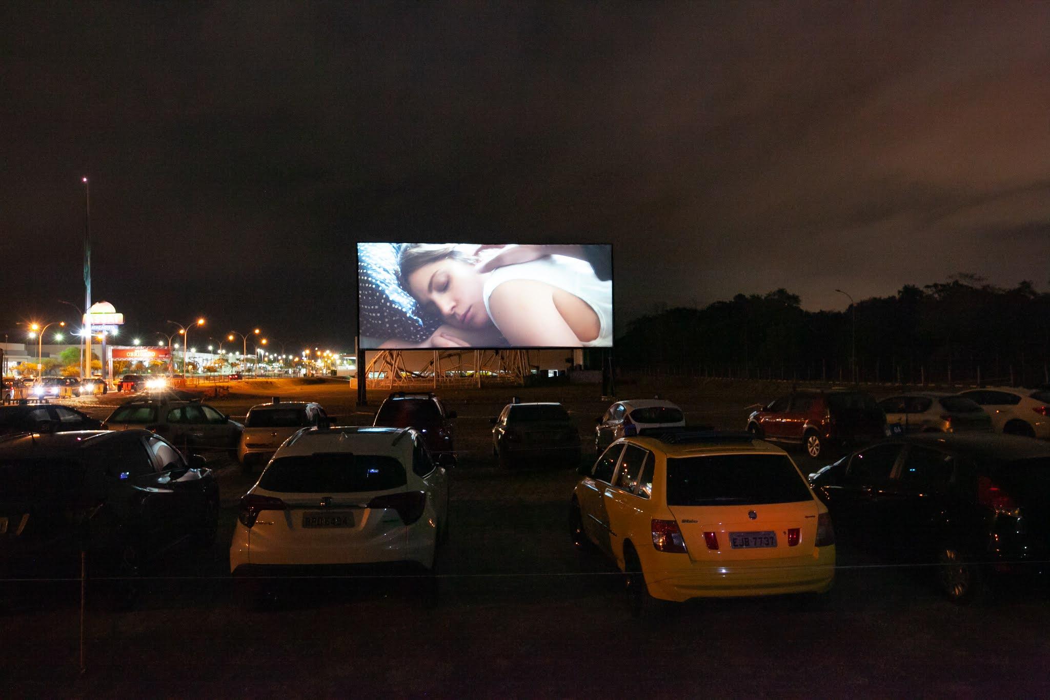 Blog Apaixonados por Viagens - Cine Drive-In no Uptown Barra