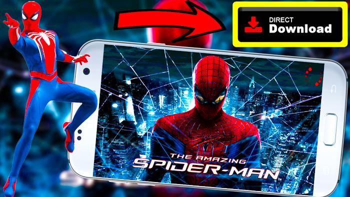 The Amazing Spider Man Game Download - Spider Man Game Download Apk