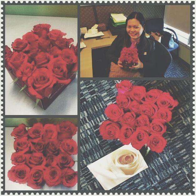 Quality flower arrangements of Island Rose