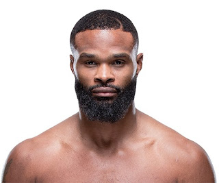 American Mixed Martial Artist, Tyron Woodley